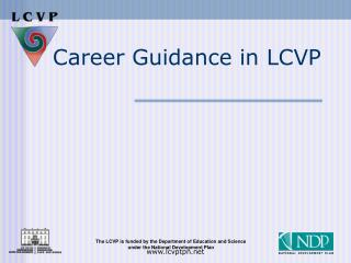 Career Guidance in LCVP