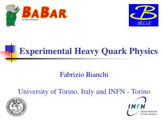Experimental Heavy Quark Physics