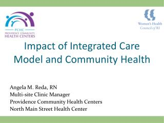 Impact of Integrated Care Model and Community Health