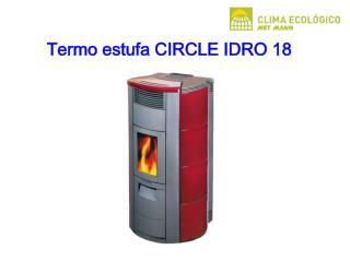 Termo estufa CIRCLE IDRO 18