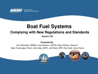 Boat Fuel Systems