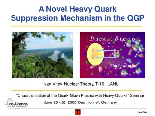 A Novel Heavy Quark  Suppression Mechanism in the QGP