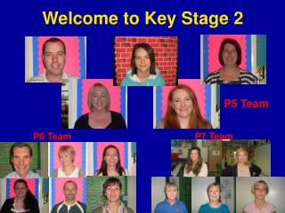 Welcome to Key Stage 2