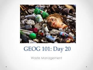 GEOG 101: Day 20