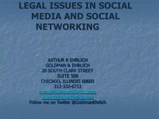 ILLINOIS PROHIBITS REQUESTING ACCESS TO EMPLOYEE'S SOCIAL NETWORKING SITE