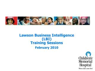 Lawson Business Intelligence (LBI) Training Sessions February 2010