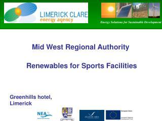 Mid West Regional Authority