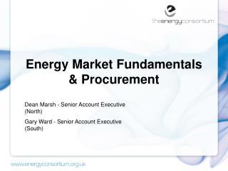 Energy Market Fundamentals & Procurement