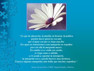 Susana  lvarez P rez. CEEE Sagrada Familia Huelva