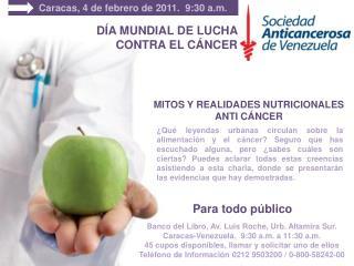 Caracas, 4 de febrero de 2011.  9:30 a.m.