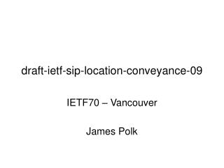 draft-ietf-sip-location-conveyance-09