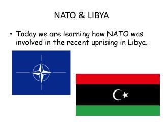 NATO & LIBYA