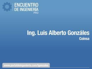 CAPITULO PERUANO DEL LEAN CONSTRUCTION INSTITUTE