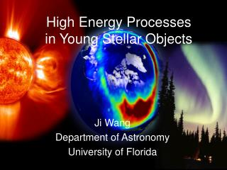High Energy Processes in Young Stellar Objects