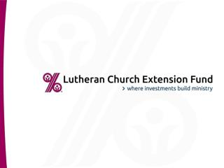 When ministry servants have loan questions, LCEF has answers.
