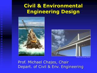 Civil & Environmental Engineering Design