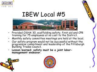 IBEW Local #5