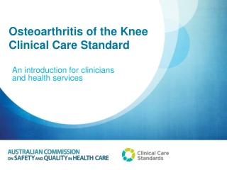 Knee Joint Assessment