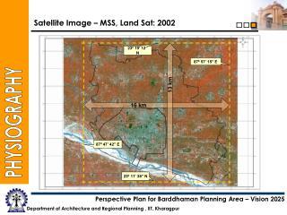 Satellite Image – MSS, Land Sat: 2002