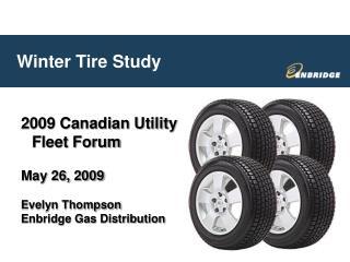 Winter Tire Study