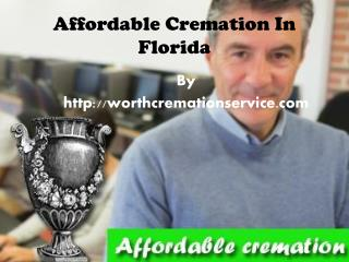 affordable cremation florida