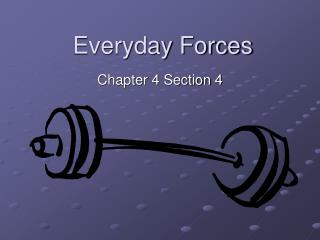 Everyday Forces