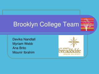 Brooklyn College Team