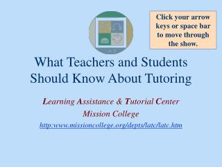 What Teachers and Students Should Know About Tutoring