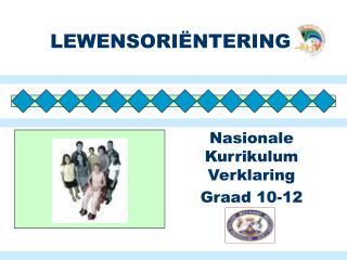 LEWENSORI NTERING