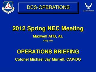DCS-OPERATIONS