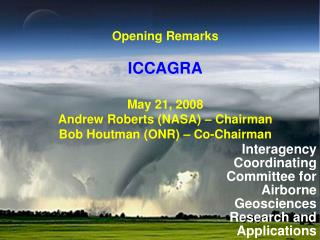 Interagency Coordinating Committee for Airborne Geosciences Research and Applications