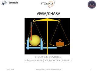 VEGA/CHARA