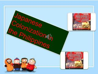Japanese Colonization in the Philippines