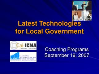 Latest Technologies for Local Government
