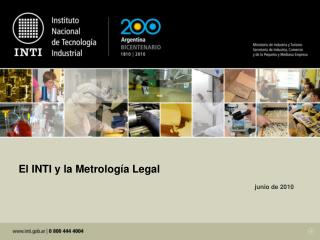 El INTI y la Metrolog�a Legal