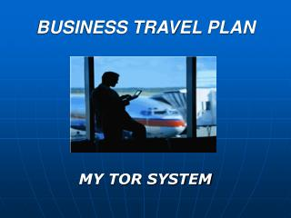 BUSINESS TRAVEL PLAN