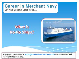 how to join ro-ro ships in merchant-navy