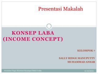 Presentasi Makalah