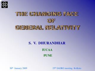 S.  V.  DHURANDHAR