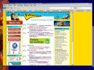 Knelpuntennota mei 2009