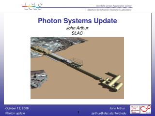 Photon Systems Update