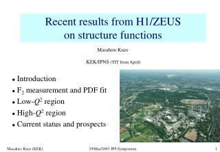 Recent results from H1/ZEUS on structure functions