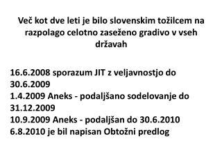 Več kot dve leti je bilo slovenskim tožilcem na razpolago celotno zaseženo gradivo v vseh  državah