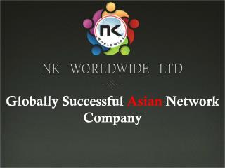 Globally Successful  Asian  Network Company