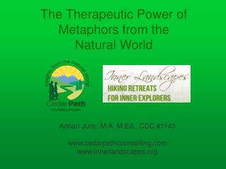 The Therapeutic Power of Metaphors from the Natural World