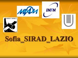 Sofia_SIRAD_LAZIO