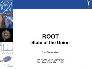 ROOT State of the Union