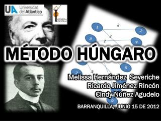 Método húngaro