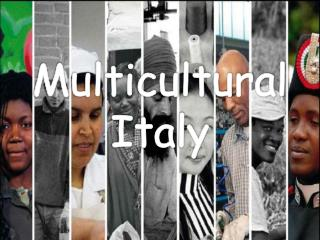 Multicultural Italy