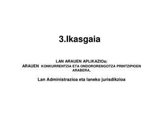 3.Ikasgaia